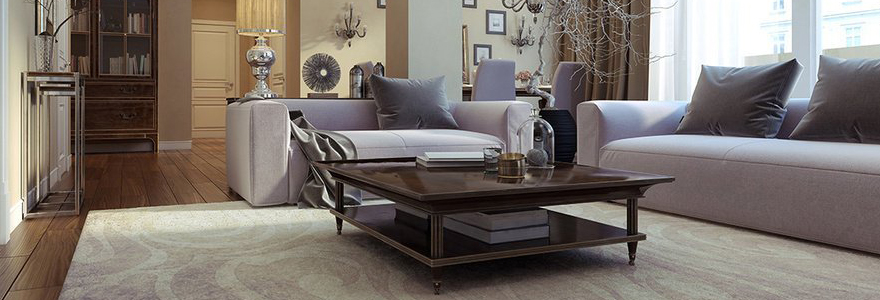 Tables basses en bois