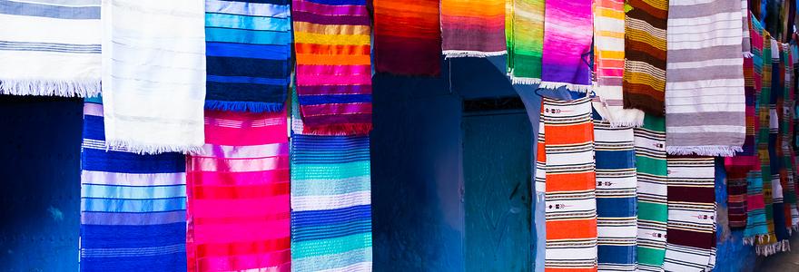 TAPIS BERBÈRE : les tapis à la mode dans votre maison