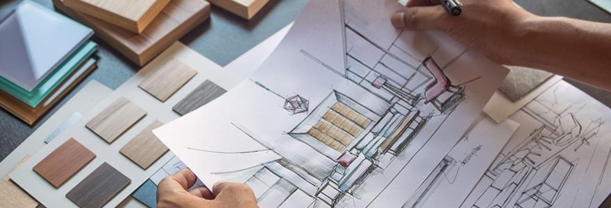 Projets architecturaux à Paris